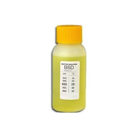 Solution tampon redox