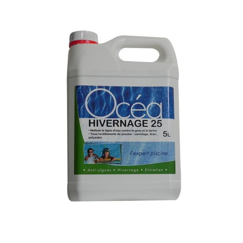 Hivernage produit pour piscine for Produit hivernage pour piscine