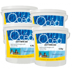 Ovy Twin bloc de 500g  pack...